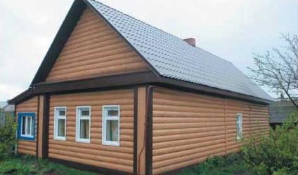 Способы обшивки деревянного домаДля обшивки дома можно применит различные виды материала: сайдинг, блок-хаус...